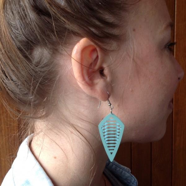 SARAH - (shown in Jade and Blue Ocean Breeze)